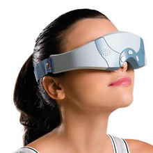 LEARNEVER Electric Magnetic Alleviate Fatigue Eye Care Treatment Massager HT0122