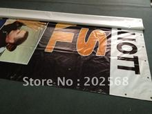 (All Size Available) Custom Outdoor Vinyl Banner High Quality Vinyl Banner