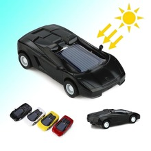 Mini Solar Sport Car Toy DIY Car Kit Children Educational Gadget Sunshine Toys Car Model Creative Gift Solar Energy Toy for Kids