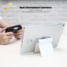 KISSCASE Universal Mobile Phone Stand Flexible Desk Tablet Stand For iPhone 6 7 6s Plus Case Stand For iPad 2 3 4 Mini 1 2 Air 2(China)