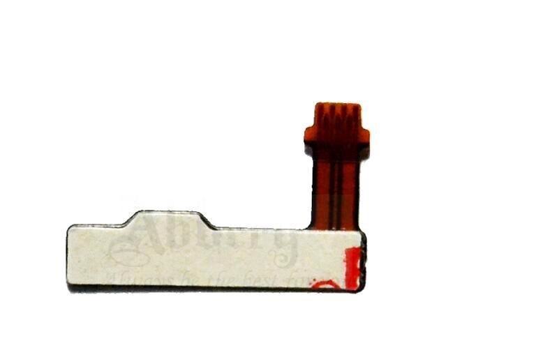 Genuine Up/down volume Flex cable For Asus zenfone Selfie zd551kl power flex cable & side key button silent & mute keypad parts