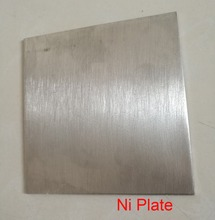 DIY Material Pure Nickel Plate Hull Cell Nickel anode Scientific research and experiment material