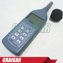 Sound level meter SL-5868P widely used to test the sound level of environment, machinery, vehicle, ship and other noise