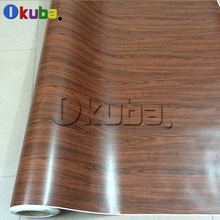 Oak Auto Vinyl Wood Grain Vinyl Wrap Full Car Wrap Styling Graphics PVC Camo Film Wood Stickers 1.52X20m/roll