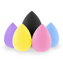 1pc Makeup Cosmetic puff Soft Sponge Make up Sponge Foundation Face Powder Puff Beauty Drop Sponj Sponges for make-up