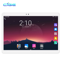 Free Shipping Smart Tablet PC Android tablet pc 10.1 inch Android 7.0 Octa 10 Core tablet computer Rom 32GB/64GB 1920x1200(China)