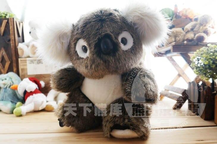 stuffed animal 35cm koala bear plush toy quality goods doll w2852<br><br>Aliexpress