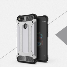 For Xiaomi Mi A1 MiA1 Tough Armor Case Hybrid Extremely Heavy Duty Full Protection Air Cushion Shockproof Fashion Phone Cover