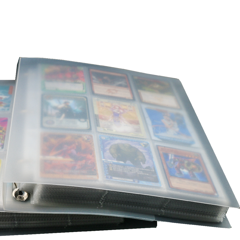 315 pockets 630 Cards Capacity Cards Holder Binders Albums For Pokemon CCG MTG Magic Yugioh Board Game Cards book Sleeve Holder<br>
