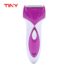 TINY Professional Rechargeable Fashion Lady Shaver Hair Removal Device Female women Epilator Electric Shaving(China)