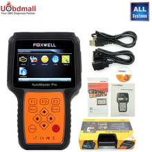 Original Foxwell NT624 All Systems OBD 2 Automotive Scanner for ABS Airbag Engine Gearbox SRS EPB Oil Reset OBD2 Diagnostic-Tool