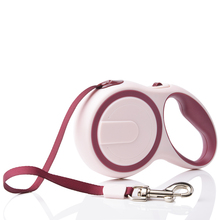 Fashion Pet Product 3M 5M Length Dog Leash Lead ABS Material Dog Pet Retractable Leash for Walking(China)