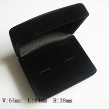 Fashion Velvet Cuff Link Cufflink Box 15 Pieces Wholesale Free Shipping