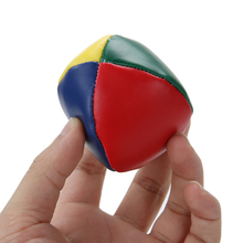 1 Pcs 5cm Durable Juggling Balls Kids Outdoor Sports Toy Classic Bean Bag Magic Circus Beginner Children Interactive Toy