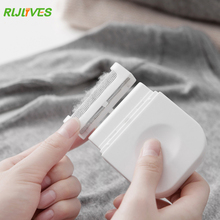 RLJLIVES Portable Mini Clothing Sweater Hair Removal Device Lint Remover Sweater Sticky Wool Device Clothing Dust Brush(China)