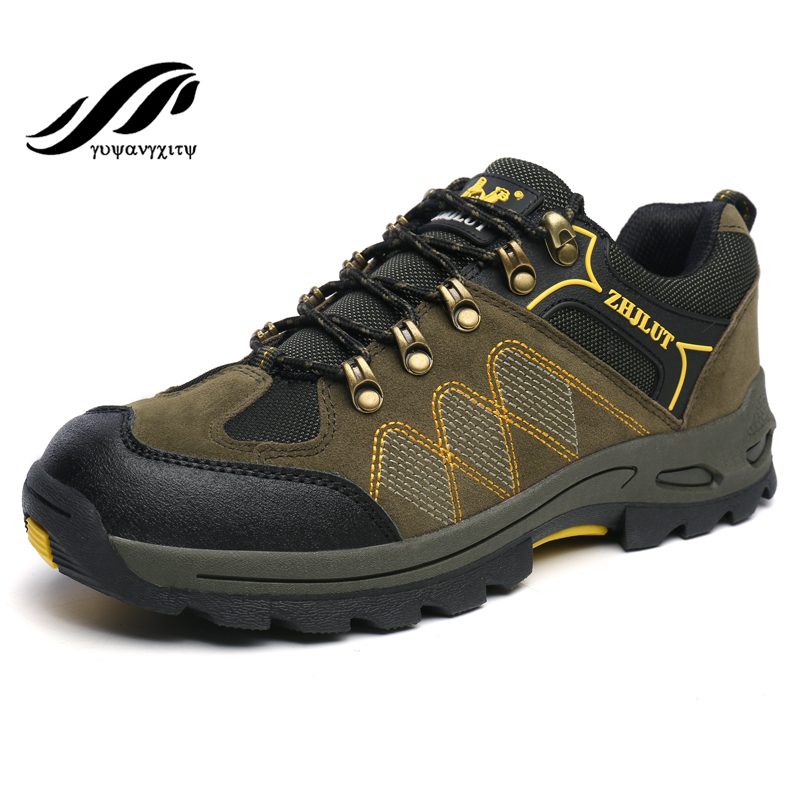 New hot sale antiskid hiking shoes autumn&amp;winter authentic waterproof men&amp;women shoes cheap quality climbing shoes<br><br>Aliexpress