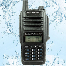 Professional Walkie Talkie Waterproof BAOFENG BF-A58 With SOS FM Radio Station CB Ham Radio Two Way Dual Band Vhf Uhf