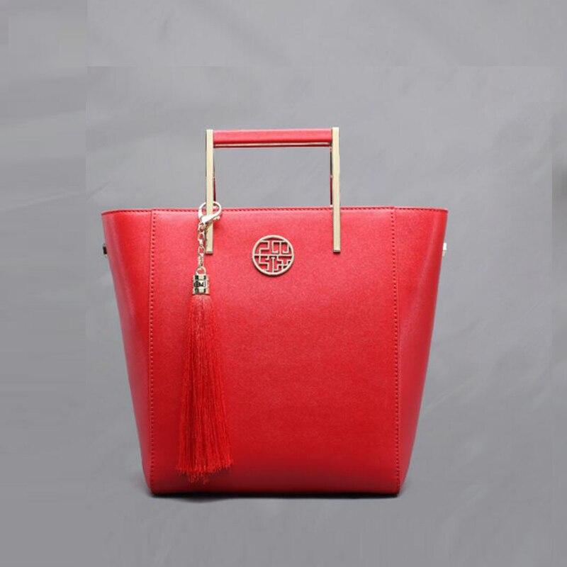 2017Pmsix new Chinese style Su handbag bridal bag wedding bag big bag fashion retro shoulder bag female shoulder bag<br><br>Aliexpress