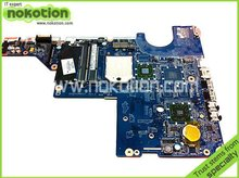 NOKOTION 623915-001 for HP Compaq CQ42 CQ56 laptop motherboard da0ax2mb6e1 Mainboard Motherboards
