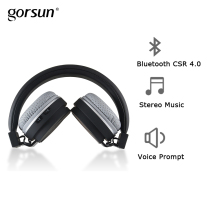 Buy Bluetooth Wireless Headphones Gorsun E1 Ear Stereo Foldable Headset Lightweight HD Sound phone iPhone xiaomi for $25.83 in AliExpress store