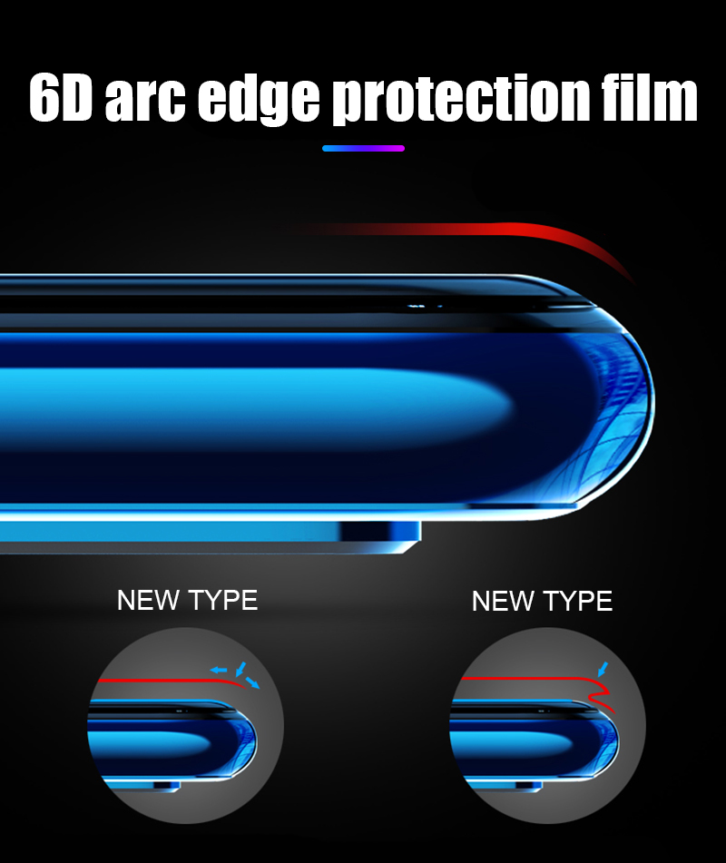 TOMKAS 6D Glass For Xiaomi Redmi Note 6 Pro Glass Case Redmi Note 5 Pro 6 6A 5 Plus For Xiaomi Mi 8 Lite A1 A2 Lite Pocophone F1