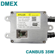 2PCS 100% Original 3 Years Warranty 12V 35W Hylux Hyluxtek 2A88 Slim Canbus HID Xenon Ballast with Error Light Canceller(China)