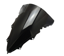 For yamaha R1 Windscreen Wind Deflectors for YAMAHA R 1 2009 2010 2011 2012 2013 2014 Wind Screen after market
