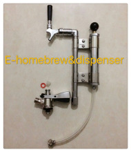 """S"" System Keg party pump with US style faucet(China)"