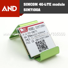 multiple-mode LTE SIM7100A,TCP/UDP/FTP/FTPS/HTTP/HTTPS/SMTP/POP3 and MMS,standalone GPS