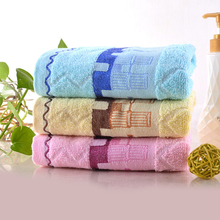 Limit buy Pure Cotton Face Towels with Homeland Patterns High Absorbent Face Towels(China)