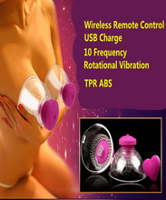 Buy 10 Modes Breast Pump Enlargement Papilla Nipples Massager Machine Adult Games Couples ,Fun Sex Products Toys Women
