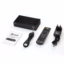 ONLENY DVB-S2 STB High Definition Digital Satellite TV Box Receiver Support 3G Wifi+Remote control+Power Supply EU Plug(China)