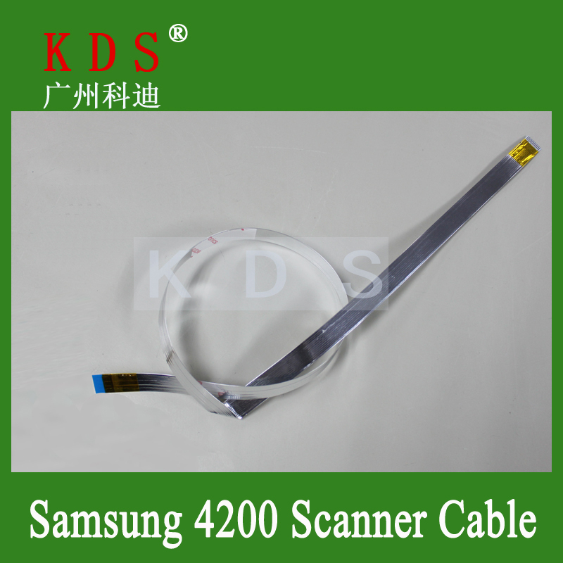 Free Shipping Flet Scanner Cable JC39-003858A for Samsung SCX-4100 Printer Spare Parts<br><br>Aliexpress
