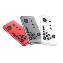 Wireless Bluetooth Gamepad For Strike of Kings Mobile Game Handheld Joystick Console For Android iOS iCade Smartphone TV Box PC(China)