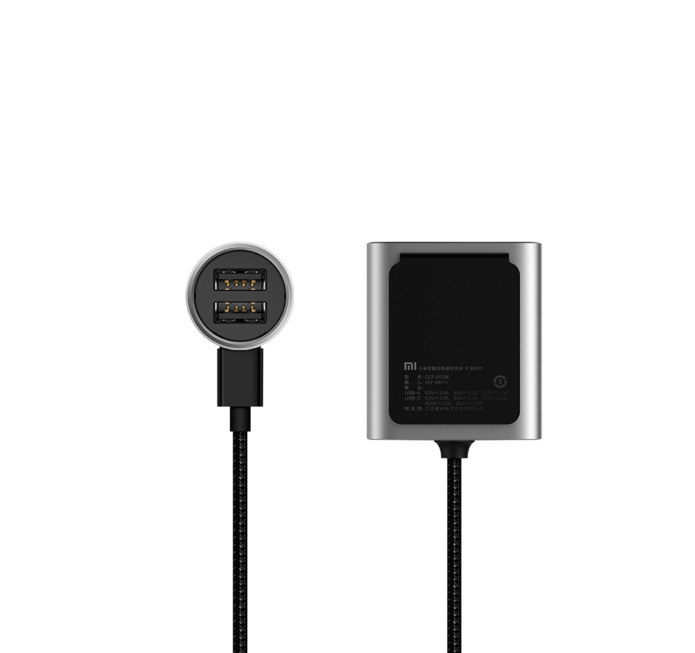 Xiaomi Car Charger QC3.0 Fast Version Extended Accessory (15)