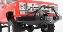 Tough Armor Front Winch Bumper for RC4WD Rock Cralwer Truck 4x4 Chevy Blazer / TF2 1/10