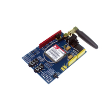 Smart Electronics SIM900 GPRS/GSM Shield Development Board Quad-Band Module For arduino Compatible High Quality