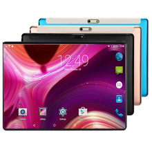 10 zoll 4g LTE Telefon call Octa-core 4 gb RAM 32 gb ROM android 10.1 tablet PC 32 gb 1280*800 IPS Dual Kameras Wifi Bluetooth A-GPS(China)