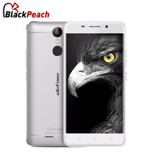 Ulefone Metal 4G Cellphone 5.0 inch HD MTK6753 Octa Core Android 6.0 3GB RAM 16GB ROM 8MP CAM Fingerprint ID Metal Frame phone