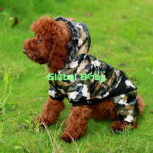 Brand Global Baby Cotton USA Army Waterproof and Windbreaker Detachable Four-legs Pants Camouflage Dog Clothes Pet Clothing