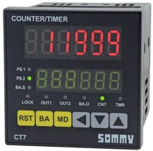 CT6S Digital Counter and Timer
