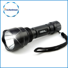 3800LM Hight Power Cree XML-T6 Led Torch C8 Q5/T6 Cree LED Flashlight Torch light Waterproof For Flashlight 62