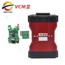 VCM 2 for Ford vcm ii ids for Mazda obd2 scann tool vcm2 V101 car diagnostic tool vcm ids A+ quality hot sell in 2018 DHL free(China)