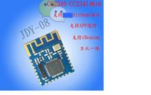 2pcs JDY-08 BLE Bluetooth 4.0 Uart Transceiver Module CC2541 Central Switching Wireless Module iBeacon(China)