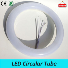 China supplier CE ROHS lamp 11W 12W 20W AC220V T9 Circular Led Tube(China)