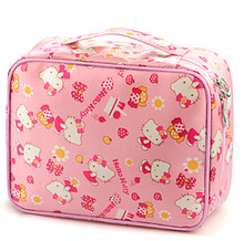 New Hello kitty Waterproof Travel bag make up bag Case YEY-0214-A