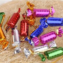 12Pcs Xmas Decoration Mixed Color Christmas Candy Ornament For Christmas Tree Celebration Party Wedding Birthday(China)