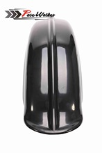 Black Motorcycle Superior Rear Mudguard Fender Accessory For Sportster 833 1200 XL Chopper Bobber(China)