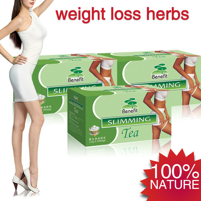 4 Bo Lot Chinese Weight Loss Tea Green Herbal Detox Lose
