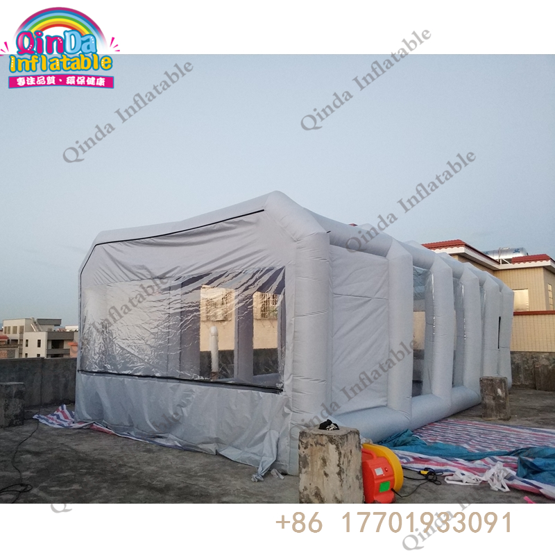 inflatable spray booth62
